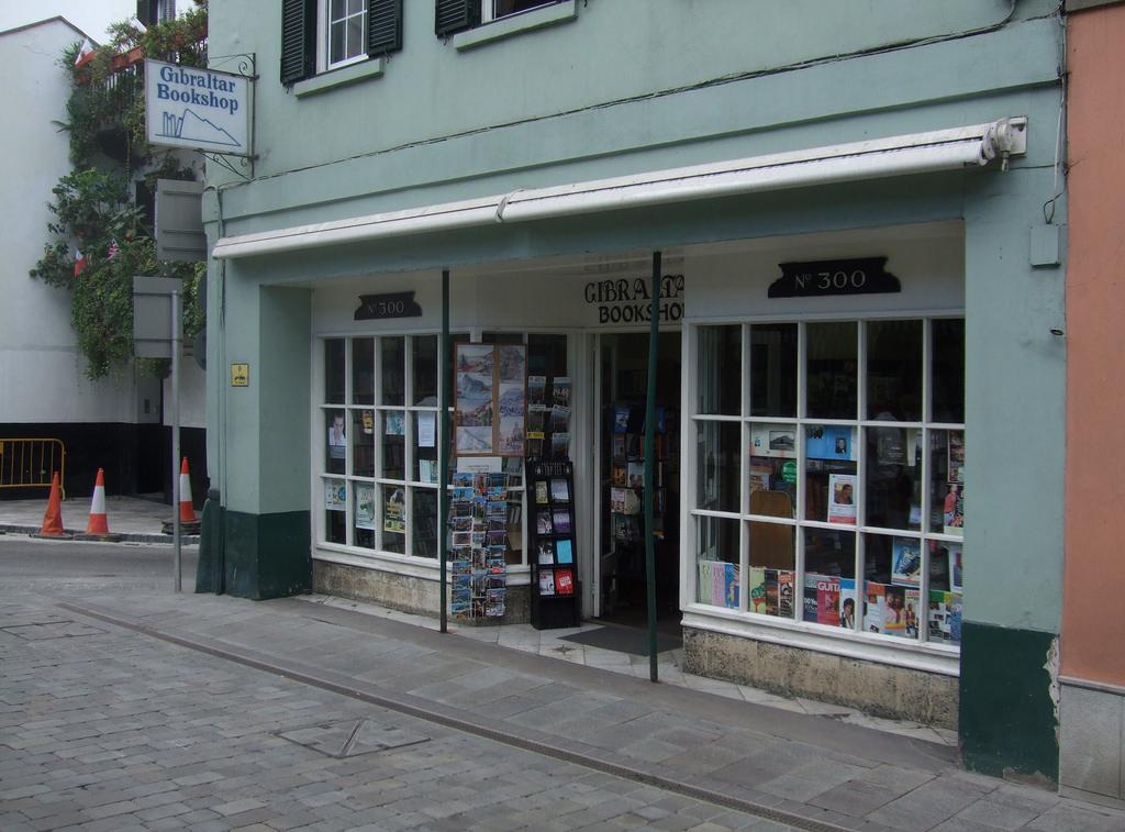 Gibraltar Bookshop, Main Street, Gibraltar